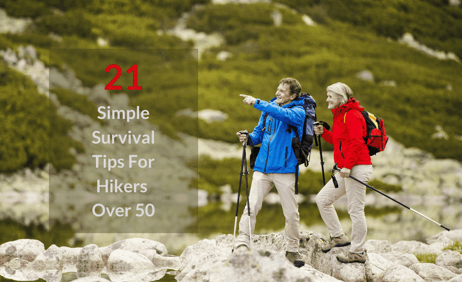 hikers over 50 hiking